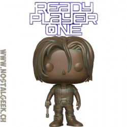 Funko Pop Movies Ready Player One Parzival (Antique) Edition Limitée