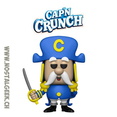 Funko Pop Ad Icons Cap'n Crunch Vinyl Figure
