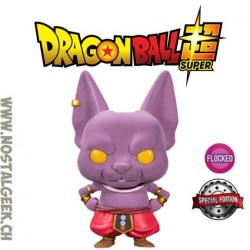 Funko pop Dragon Ball Super Champa Flocked Exclusive Vinyl Figure