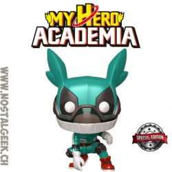 Funko Pop! Anime My Hero Academia Izuku Midoriya (Metallic) Edition Limitée