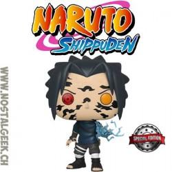 Funko Pop! Anime Manga Naruto Shippuden Sasuke (Curse Mark) Edition Limitée
