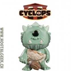 Funko Pop Myths Cyclops Exclusive Vinyl Figure