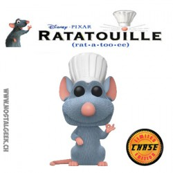 Funko Pop! Disney Ratatouille Remy Flocked Chase Exclusive