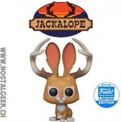 Funko Pop Myths Jackalope Exclusive Vinyl Figure