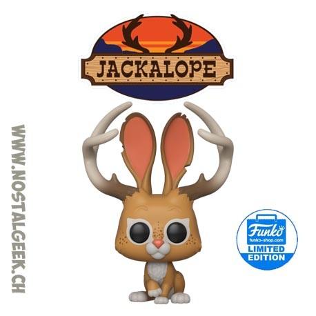 Funko Pop Myths Jackalope Exclusive Vinyl Figure