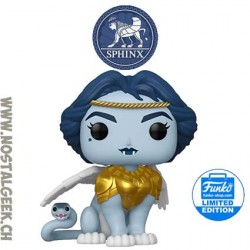 Funko Pop Myths Sphinx Exclusive Vinyl Figure