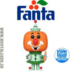Funko Pop Ad Fanta Clown Edition Limitée