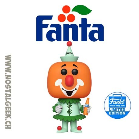 Funko Pop Ad Fanta Clown Exclusive Vinyl Figure