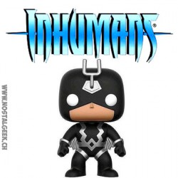 Funko Pop! Marvel The Inhumans Balck Bolt Edition Limitée