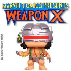 Funko Pop! Marvel X-Men Wolverine Weapon X Exclusive