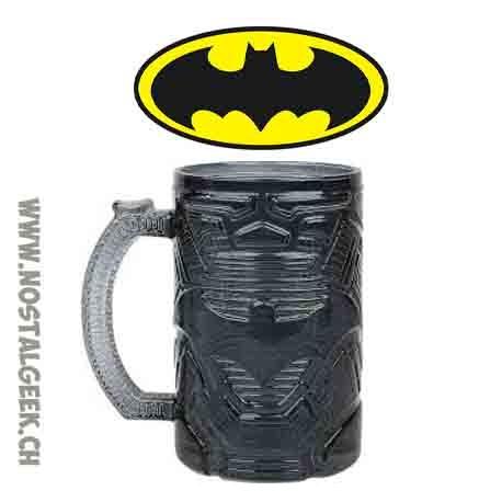 DC Batman Shaped Glass 750 ml