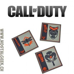 Call of Duty Set de 3 Dessous de verre en silicone