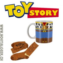 Toy Story Set Mug + Socks