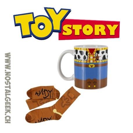 Toy Story Set Mug + Socks