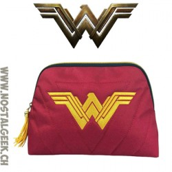 DC Comics Wonder Woman Trousse de toilette
