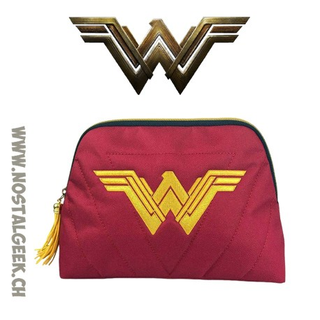 DC Comics Wonder Woman vanity case