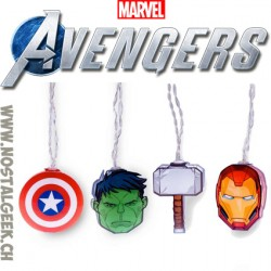 Marvel Avengers 2d String Lights