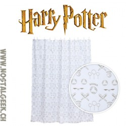 Harry Potter Quidditch Shower Curtain