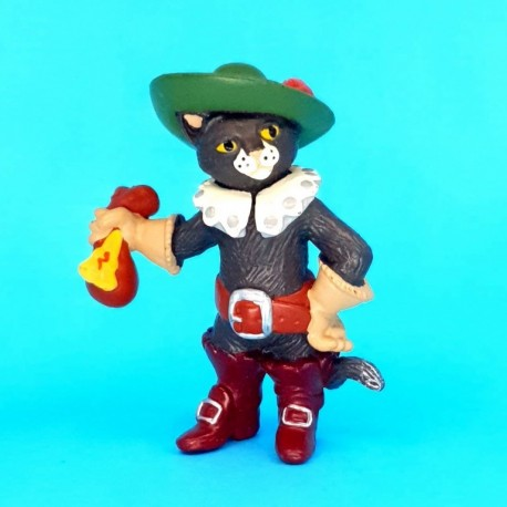 Plastoy Puss in boots second hand figure (Loose)
