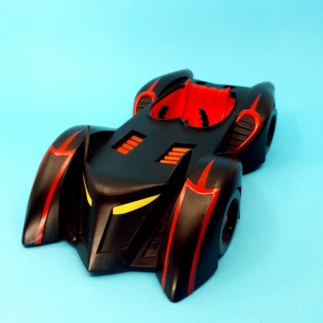 DC Batman The Brave and Bold Batmobile second hand figure (Loose)