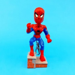Marvel Spider-Man second hand Bobblehead figure (Loose)