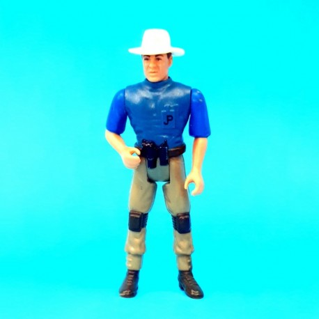 Jurassic Park Alan Grant Figurine Kenner second hand figure (Loose)