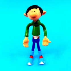 Gaston Lagaffe second hand bendable figure (Loose)