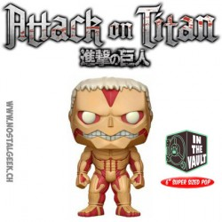 Funko Pop! Animation L'Attaque des Titans - Armored Titan 15 cm