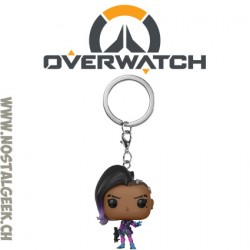 Funko Pop Pocket Overwatch Sombra
