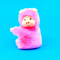 Pince-doigt peluche Cochon Rose d'occasion (Loose)