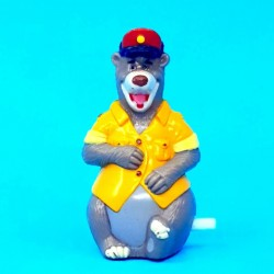 Disney TaleSpin Baloo Happy Meal second hand Figure (Loose)