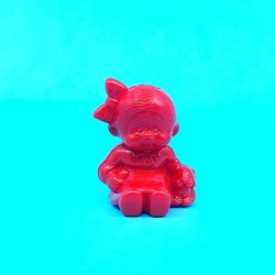 Kiki with dog (Red) second hand Bonux figure (Loose)