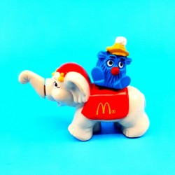 McDonald's Elephant 1989 second hand figure (Loose)