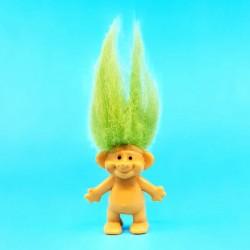 Troll 8 cm green hair second hand figure (Loose)