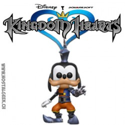 Funko Pop! Disney Kingdom Hearts Knight Goofy (Dingo)