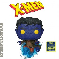 Funko Pop SDCC 2020 Marvel X-Men Nightcrawler Exclusive Vinyl Figure
