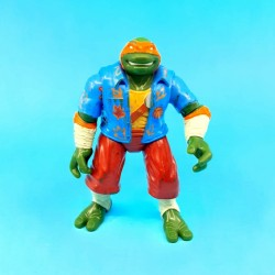 Les Tortues Ninja TMNT Next Mutation Thunder Trashin Mike Figurine articulée d'occasion (Loose)