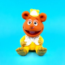 Muppets babies Fozzie second hand squeeze toy (Loose)