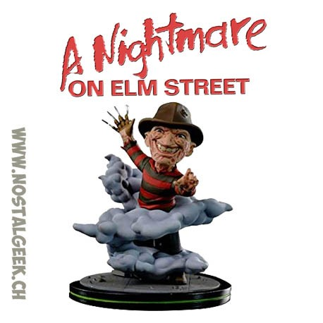 Q-Fig Nightmare on elm street Freddy Krueger Figure