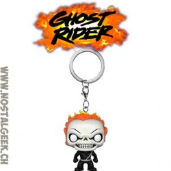 Funko Pop Pocket Marvel Ghost Rider Vinyl Figure
