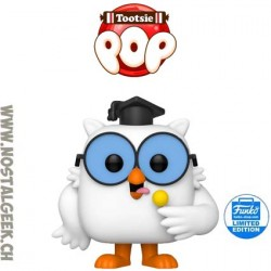 Funko Ad Icons Tootsie Roll Pops Mr.Owl Edition Limitée