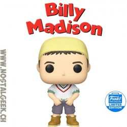 Funko Pop Movies Billy Madison Edition Limitée