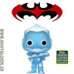 Funko Pop SDCC 2020 DC Mr. Freeze Batman & Robin (Glitter) Edition Limitée