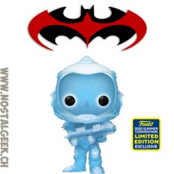 Funko Pop SDCC 2020 DC Mr. Freeze Batman & Robin (Glitter) Exclusive Vinyl Figure