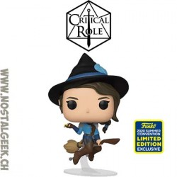 Funko Pop SDCC 2020 Critical Role Vex'ahlia Exclusive Vinyl Figure