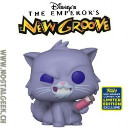 Funko Pop SDCC 2020 Disney The Emperor's New Groove Yzma as Cat Exclusive Vinyl Figure