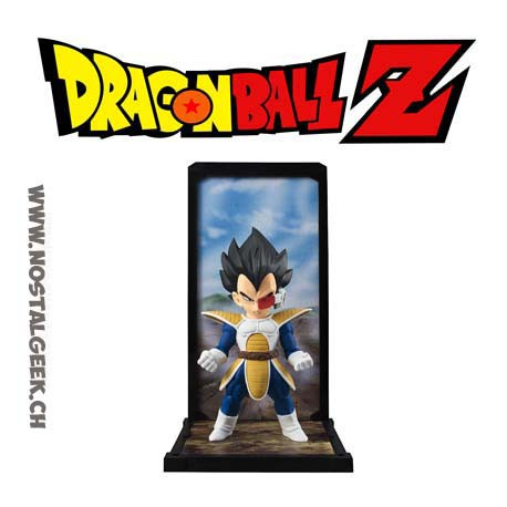 Bandai Dragon Ball Z Tamashii Buddies Vegeta Super Saiyen 9cm