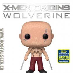 Funko Pop SDCC 2020 X-men Origins: Wade Wilson (Weapon XI) Edition Limitée