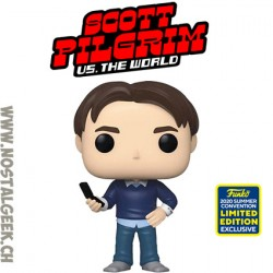Funko Pop SDCC 2020 Scott Pilgrim vs. The World Wallace Wells Exclusive Vinyl Figure