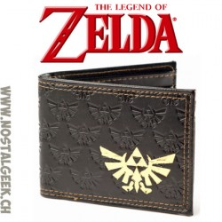 The Legend of Zelda Porte Feuille